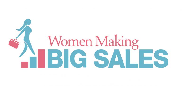 Women Making Big Sales